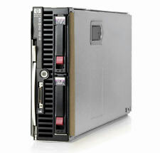 HP BL460c G6 Server Blade 2×Xeon Quad-Core 2.66GHz + 32GB RAM + 2×146GB 15K SAS