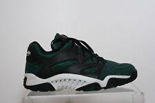 Reebok Blacktop Vintage OG Sneakers Athletic Multi Green Black Men 12 Hip Retro
