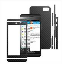 3D Carbon Skin,Full Body Protector for Case,Vinyl Wrap For Blackberry Z10