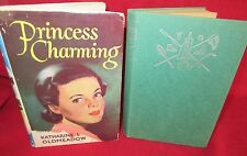 Princess CHARMING ~ Kathrine Oldmeadow.  *VINTAGE HbDj  Chn's Press Edn  in MELB