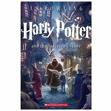 Harry Potter and the Sorcerer's Stone Bk. 1 by Inc. Staff Scholastic and J....