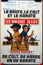 L Van Cleef : The Stranger And The Gunfighter : POSTER