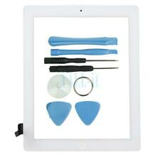 Touch Screen Digitizer Front Glass for iPad 2 Panel Replacement Home Button