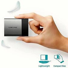 Samsung T3 Portable External SSD 2TB USB 3.1 Type-C Speed 450MB/s Drop Proof 51g