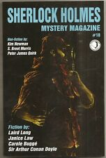 SHERLOCK HOLMES MYSTERY MAGAZINE #18 Marvin Kaye, Kim Newman, Laird Long