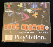 Fear Effect New and Sealed PS1 Game playstation 1 one ��������������������������