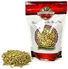 SweetGourmet Roasted ,Salted Pepitas, No Shell Pumpkin Seeds-2LB  FREE SHIPPING!