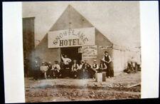 UINTAH Utah ~ SNOWFLAKE HOTEL ~ Cigars Tobacco & More !