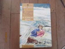 ALBUM BD CROQUEURS DE SABLE blanche neige eo 1992  joly guth vents d ouest