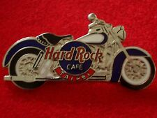 HRC Hard Rock Cafe Taipei Blue Harley Motorcycle