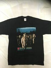 Official Licensed Bon Jovi Have a Nice Day Euro Tour 2006 T Shirt X/Large New