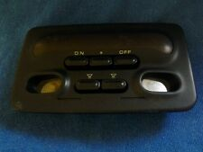 1991 - 1995 DODGE STEALTH OVERHEAD MAP DOME LIGHT SWITCH