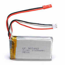 Li-po  Akku 7,4V 1500 mAh  RC Helikopter   WL V913  MT400 Monstertronic