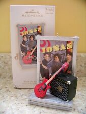 Hallmark 2009 Rock the House Disney Jonas Brothers Christmas Ornament