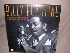 Billy Eckstine Everything I Have is Yours The MGM Years / Verve 819 442-1