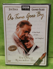 As Time Goes By - You Must Remember This DVD 2003 Geoffrey Palmer Judi Dench NEW