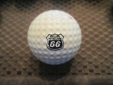 LOGO GOLF BALL-PHILLIPS PETROLEUM 66..VINTAGE.RARE SLAZENGER B51-UNITED KINGDOM