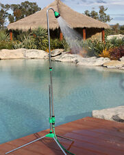 LION PORTABLE OUTDOOR SHOWER FOR POOL CAMPING OR GARDEN
