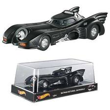 Tomica / Hot Wheels Heritage Batman Returns Batmobile 1:24 Scale  - Hot Pick
