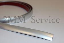 3 m Moldura Aluminio mate 21mm autoadhesivo Coche Universal Nuevo