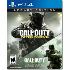 Call of Duty: Infinite Warfare Legacy Edition (Sony PlayStation 4, 2016) NEW ps4