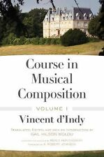 Course in Musical Composition, Vol. 1, Theory, Composition & Performance, Music,