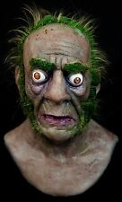 "NEW Hand Made, Pro Silicone Mask ""Swamp Monster"" High Quality, Unique"