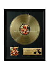 RGM1055 Oasis Dig Out Your Soul Gold Disc 24K Plated LP 12""