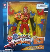 Power Rangers Dino Thunder TRIASSIC 12 Inch Talking Ranger New