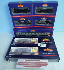BACHMANN 'OO' GAUGE 'WEEDKILLER TRAIN' SET FITTED WITH DCC DIGITAL SOUND #70