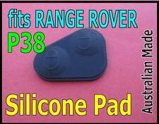 fits Land Rover Range Rover P38 remote key FOB - key Buttons Pad replacement