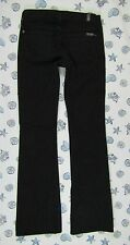 Women's 7 Seven for all Mankind Black Jeans Size 26 Bootcut