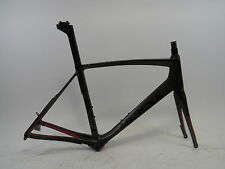 Eddy Merckx Mourenx 69 Carbon Disc Frameset Black Anthracite Red Large Brand New