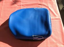 """Honda Z50R 1979-1987 Top Quality New Seat Cover """"Blue"""""""