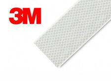 3M 983 White Reflective Tape 55mm x 12.5m ECE104 Compliant (3M Diamond Grade)