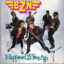 BZN-It Happened 25 Years Ago cd single
