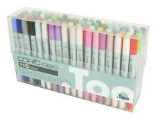 TOO Copic Ciao 72 colors Set B Premium Artist Markers Anime Comic New F/S