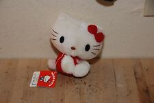 Vintage Original 1976 HELLO KITTY Plush Stuffed Animal Made In Korea NEW NOS