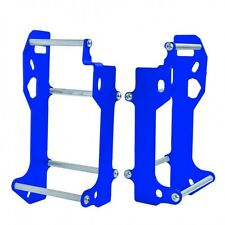 Yamaha WR450F 2012 2013 2014 2015 Blue Radiator Braces Guards 2CP06000980011