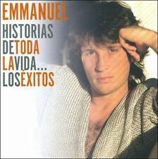 Historias de Toda La Vida... Los Exitos by Emmanuel (CD, Apr-2011, Sony Music...