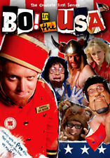 BO! IN THE USA - SERIES 1 - DVD - REGION 2 UK