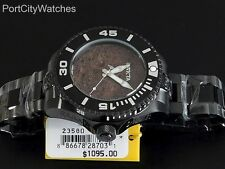 Invicta 47mm Gen II Grand Diver Ltd Edition Automatic Lava Stone Dial Black S.S.