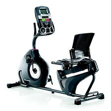 Schwinn 230 Recumbent Bike (22 programs, 2 user setting,20 levels of resistance)