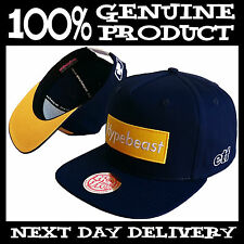 NEW Hypebeast Navy Authentic Snapback Jordan 1 3 4 5 6 7 Supreme ERA snapbacks