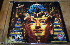 Pop Cap Games - AMAZING ADVENTURES - THE LOST TOMB - Rated E - EUC