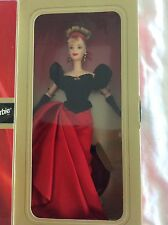 Winter Splendor Barbie Doll Avon Exclusive