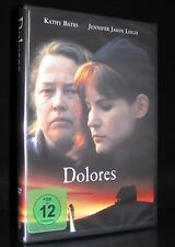 DVD DOLORES - STEPHEN KING Verfilmung - KATHY BATES + JENNIFER JASON LEIGH * NEU