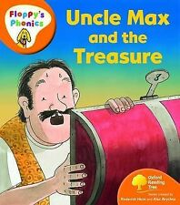 Oxford Reading Tree: Level 6: Floppy's Phonics: Uncle Max and the Treasure, Hunt