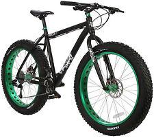 """Framed Minnesota 2.0 Fat Bike Black/Green Sz 20"""""""