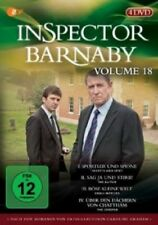 JOHN NETTLES/NEIL DUDGEON/+ - INSPECTOR BARNABY: VOL.18 4DVD TV-SERIE/KRIMI NEU